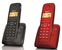 Ukážka telefónu