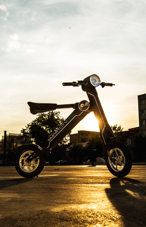 ANTIK Smart City Bike