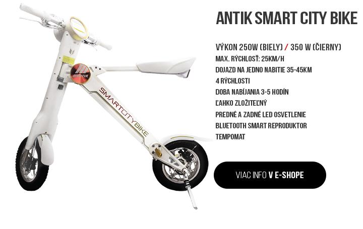 Antik SmartCityBike